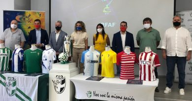 La Copa de Andalucía, en Alhaurín de la Torre y con SportDirect Radio: ocho clubes en un torneo de tres días