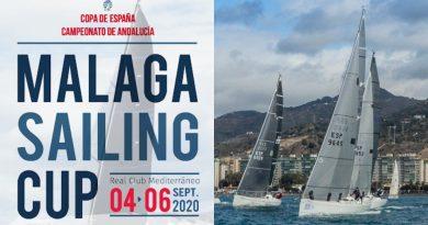 La segunda edición de la regata Málaga Sailing Cup, presentada este martes en el Paseo de la Farola