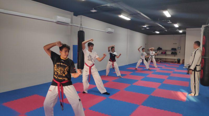El Club Invictus Málaga completa su segundo mes de entrenamiento sin problemas con el COVID-19