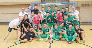 Jaén Paraíso Interior, primer rival para un UMA que intentará revalidar título