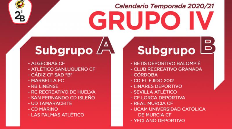 El Marbella conoce el calendario de la primera fase de la Segunda B 2020/21