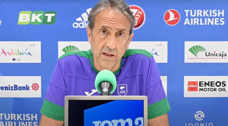 """Casimiro: """"Lo primero es la defensa, controlar el rebote y jugar como el equipo está más cómodo"""""""