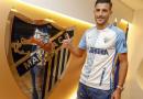 """Pablo Chavarría: """"Lo principal era lo deportivo, y lo mejor era venir al Málaga"""""""