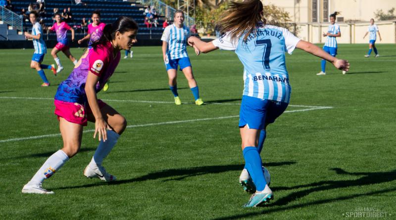 Málaga Femenino rasca un empate en casa del Tiro Pichón