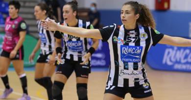 """Rocío Rojas preseume de equipo: """"Hemos hecho un buen grupo y eso al final se nota en pista"""""""