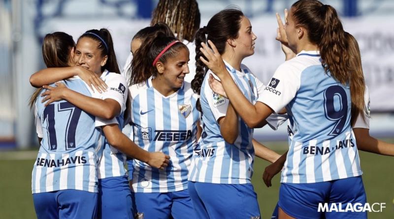 El debut del Málaga Femenino, en peligro