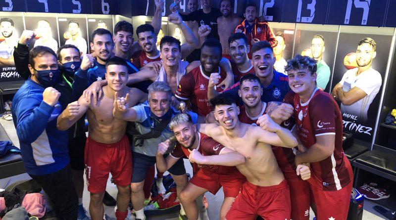El Club Deportivo Rincón se clasifica para jugar la fase previa de la Copa del Rey de fútbol
