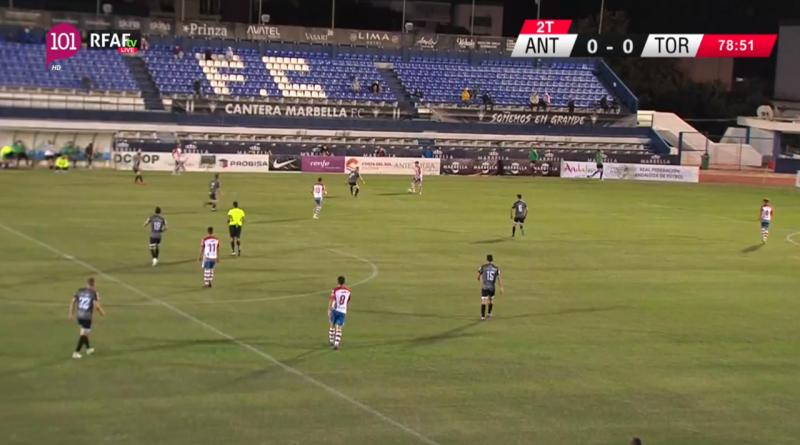 El Antequera cae en la Copa RFAF tras 90 minutos y una tanda de penaltis