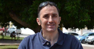 El recuerdo de Alhaurín de la Torre al ciclista Javier Otxoa