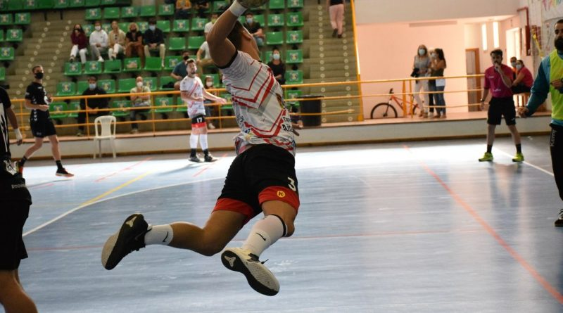 Balonmano Málaga, nueva víctima de la situación precaria del COVID-19