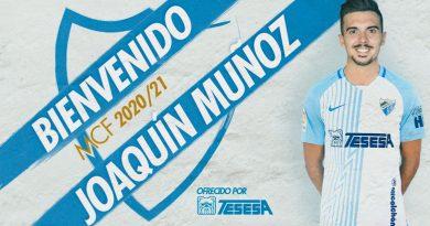 OFICIAL: Joaquín Muñoz cierra la plantilla del Málaga sobre la bocina