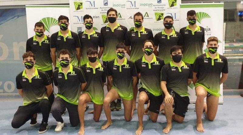 El Club Waterpolo Málaga se estrena en casa sin sacar nada positivo