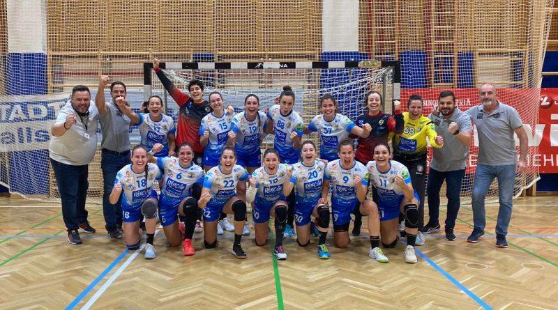 Rincón Fertilidad, entre los mejores 16 de la EHF European Cup