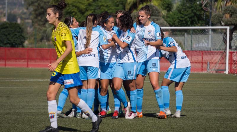 Sobresaliente estreno del Málaga Femenino en la temporada