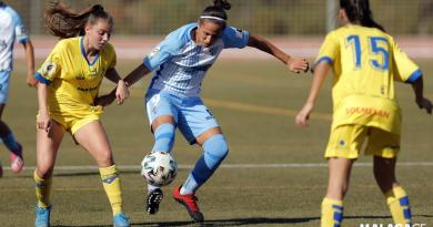Lluvia de goles con un punto para el Málaga Femenino