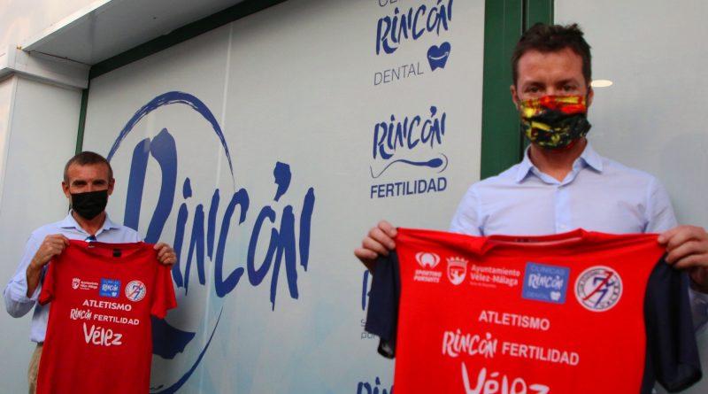La Fundación Rincón y el Club Atletismo Vélez escribirán juntos un nuevo capítulo