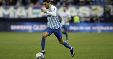 Antoñín comparece públicamente y afirma que en el futuro le gustaría volver al Málaga CF