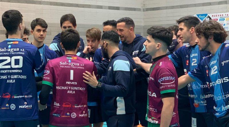 "Daniel Jiménez, entrenador del CV Pizarra: ""Aspiramos a ser el segundo equipo andaluz"""