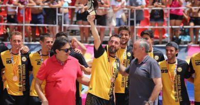 El Ciudad de Málaga protagoniza la convocatoria de la Selección Española de Balonmano Playa