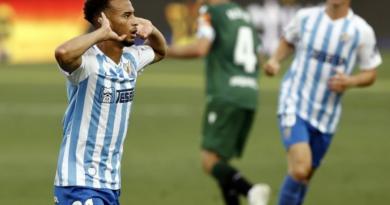 HichamBoussefiane: un rendimiento más que discreto en el Málaga CF