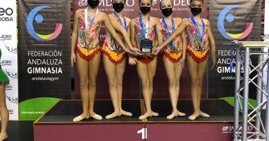 El Club Aldetor, campeón de Andalucía de equipos en categoría Alevín Precopa