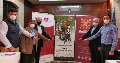 La Vuelta Ciclista a Andalucía saldrá de Vera y tendrá protagonismo en tierras malagueñas