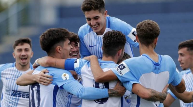 La cantera del Málaga CF comienza el año arrasando