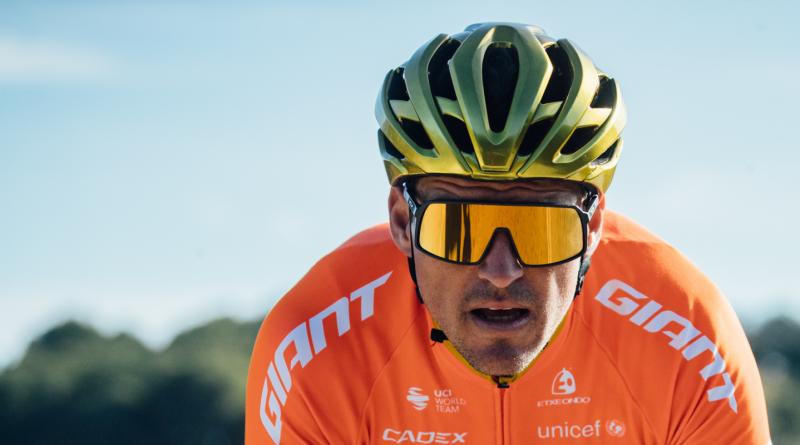 El campeón olímpico Greg Van Avermaet, al frente de AG2R Citröen en la Vuelta a Andalucía