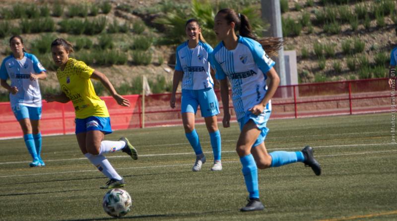 Natalia Padilla abandona al Málaga Femenino