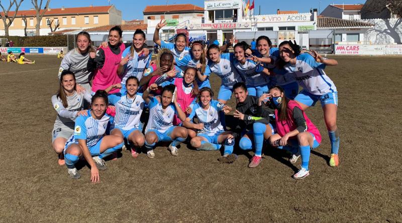El Málaga Femenino conquista Ciudad Real y no quiere despedirse de objetivos ambiciosos