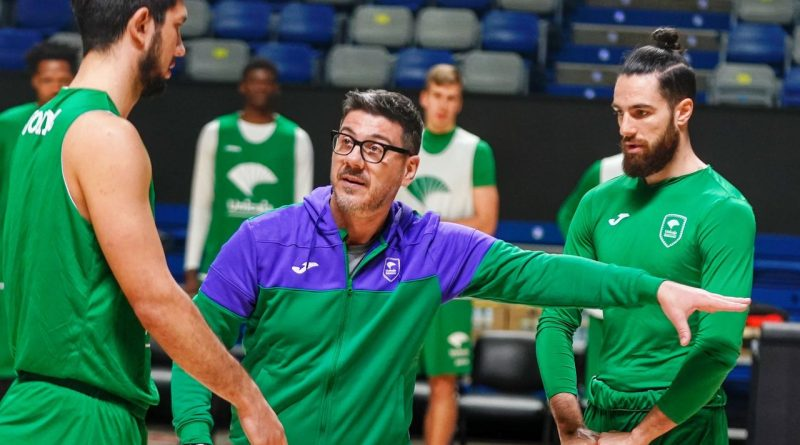 """Fotis Katsikaris, sobre su llegada: """"Unicaja es un proyecto de los mas atractivos que hay en ACB y Europa"""""""