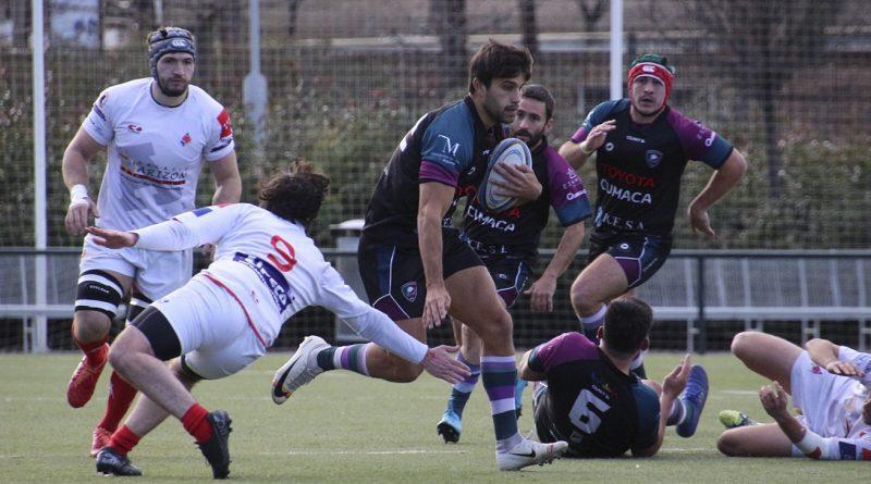 El Club Rugby Málaga arranca el 2021 como un tiro