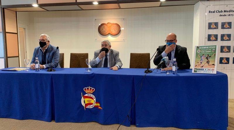 Presentada la final de la Copa de Andalucía con el Trops como anfitrión