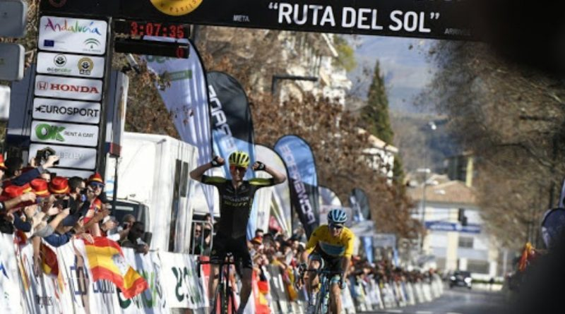 Las nuevas fechas de la Vuelta a Andalucía le harían coincidir con el Giro de Italia