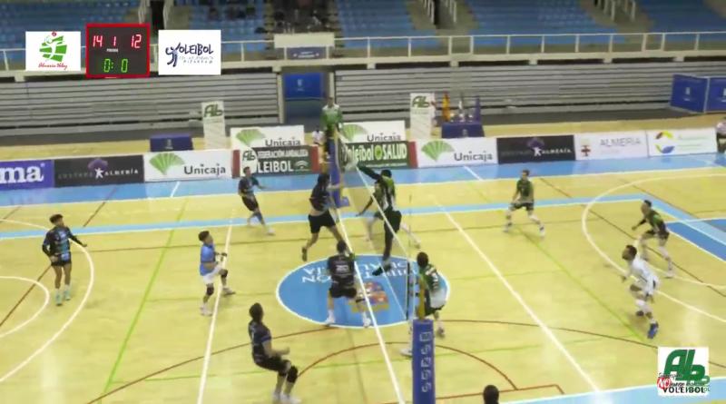 Excelente imagen del Club Voleibol Pizarra en la Copa de Andalucía