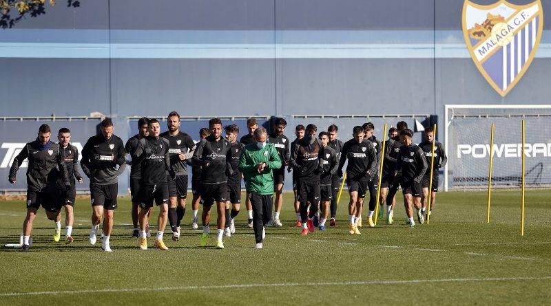 El Málaga se acabó deshinchando en el último tramo