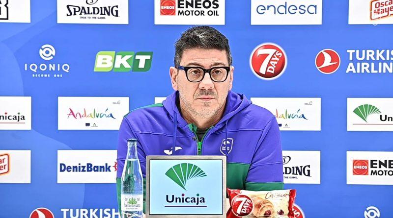 Fotis Katsikaris: «Ganar es imprescindible»