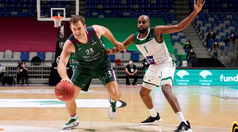Tim Abromaitis se gusta ante el Baskonia y se lleva el Jugador Vinos y Eventos