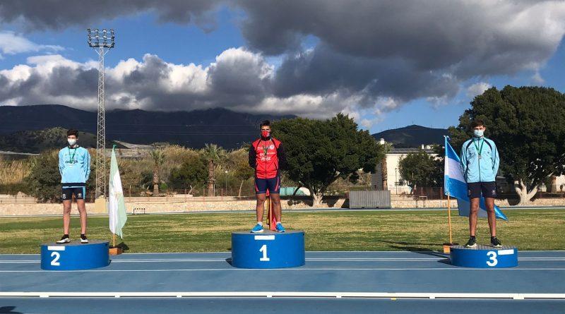 El atleta alhaurino Salvador García comienza el 2021 con dos nuevos triunfos