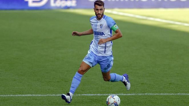 El gran partido de Luis Muñoz, premiado con su presencia en el once ideal de la jornada