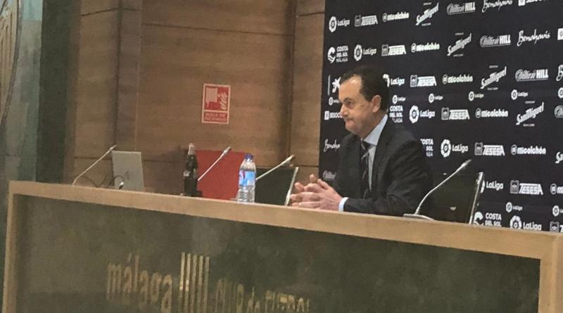 José María Muñoz sobre el caos del año pasado: «Joaquín Muñoz fue inscrito a 23 segundos del cierre»