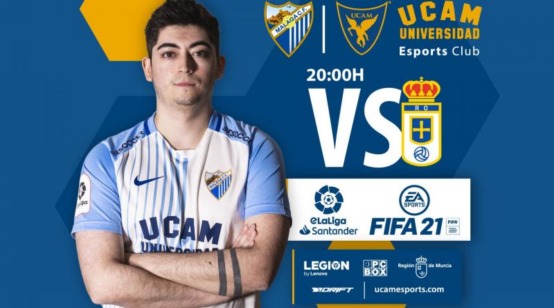 El Málaga no levanta cabeza en el torneo de Esports: ¡perdió 0-10 en el partido frente al Oviedo!