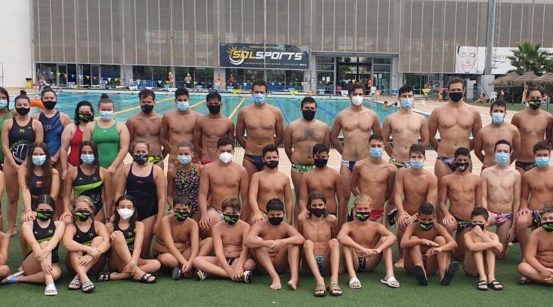 El Waterpolo Málaga se une a Solsport para hacer del centro acuático un punto de formación de deportistas y de grandes eventos