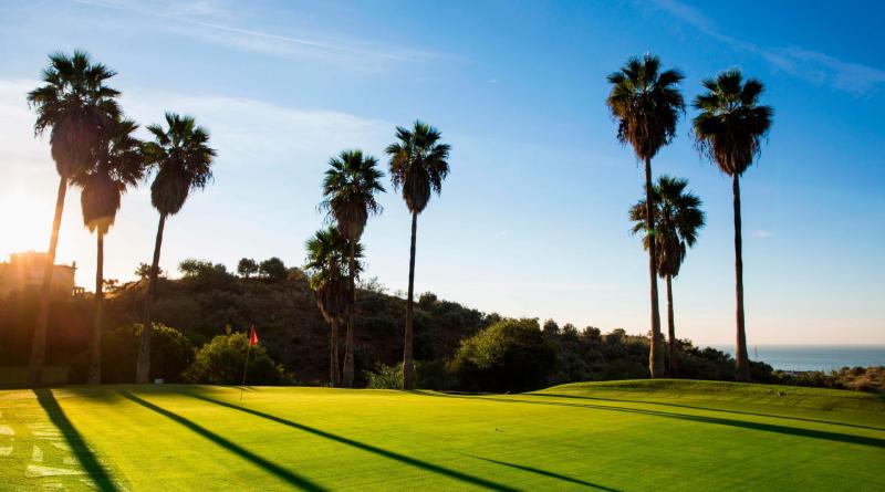 """Ángel Hacha, gerente de Añoreta Golf: """"El golf es el deporte que más cumple el protocolo sanitario"""""""