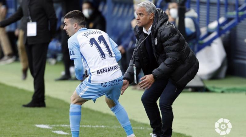 La intrahistoria de la derrota del Málaga ante el Zaragoza