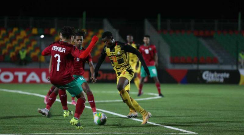 Haitam arranca con buen pie la Copa África sub 20