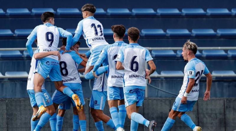 El Atlético Malagueño vuelve a sonreír gracias a una nueva exhibición de Kevin Medina