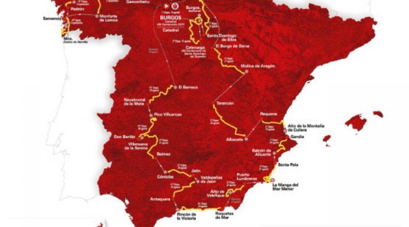 Presentada La Vuelta a España con dos etapas malagueñas: la meta en Rincón y la salida en Antequera