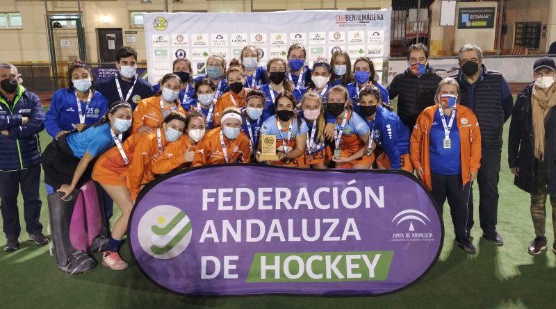 Doble victoria en un gran fin de semana para el Hockey Benalmádena