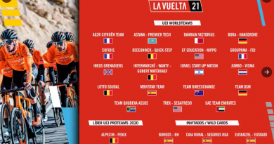 El Euskaltel de Maté y el Caja Rural de Carmelo Urbano, invitados a La Vuelta a España